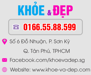 KHỎE và ĐẸP - Hotline: 0166.55.88.599